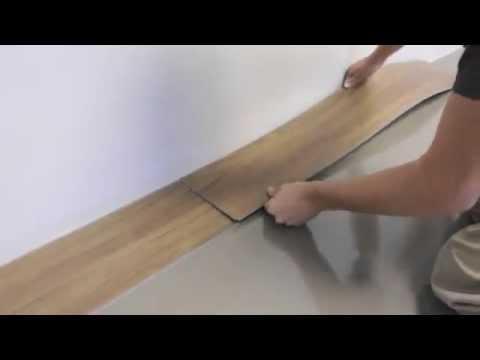 Niesamowite Montaż paneli WINYLOWYCH - panele Wineo/Windmoller - YouTube UC72
