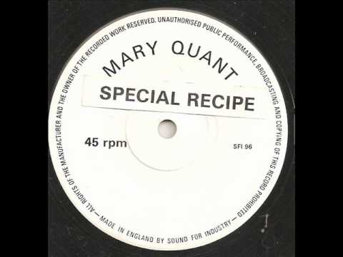 Mary Quant - SPECIAL RECIPE - Radio Spot
