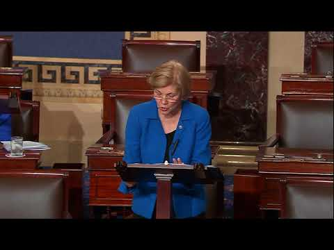 Senator Warren Defends the CFPB Forced Arbitration Rule Protecting Consumers