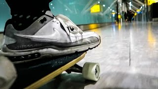 PERFECT TRAVEL SKATEBOARD