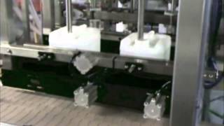 Dual Head Automatic Net Weight Filling Machine - 2.5 Gal Agro Chemicals