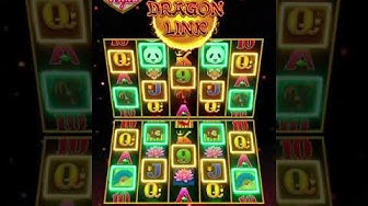 😍The POPULAR Dragon Link is here in Heart of Vegas! 💝