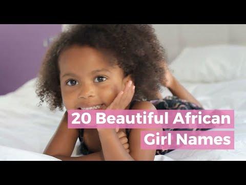20 Beautiful African Girl Names