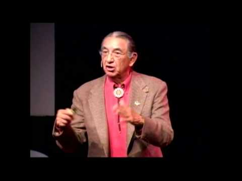Indian school whisperer: Dave Archambault, Sr. at TEDxBurnsvilleED