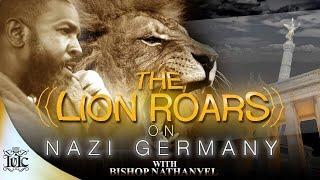 IUIC   The Lion Roars on Nazi Germany