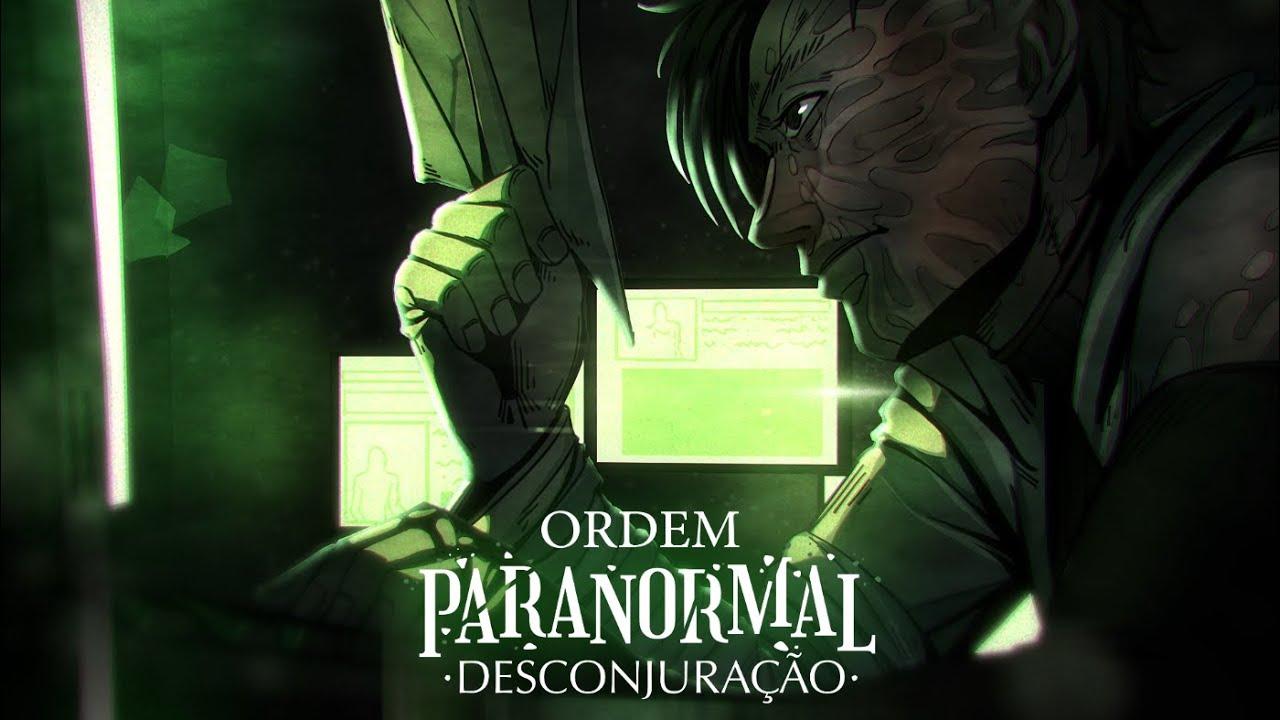 """""""Melodia"""" - Episódio 16 - Ordem Paranormal: Desconjuração"""
