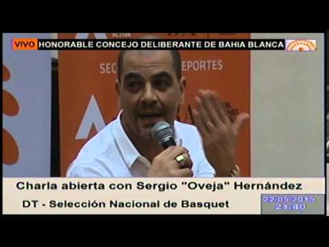 Visita - Charla Abierta con Sergio Hernandez
