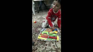 Hand Tools Toy Kit Explained By Abdul-Hanan