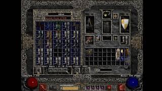 Diablo 2 - SC Holy Grail Stash Reveal