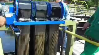 Промышленный скиммер Abanaki Oil Grabber Model MB(Применяется для: - очистки сточных вод предприятий от нефтепродуктов - автоматизации процесса сбора нефтеп..., 2015-10-26T14:00:12.000Z)