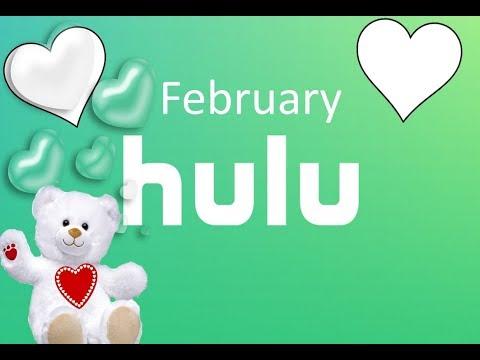 New to Hulu February (2019)