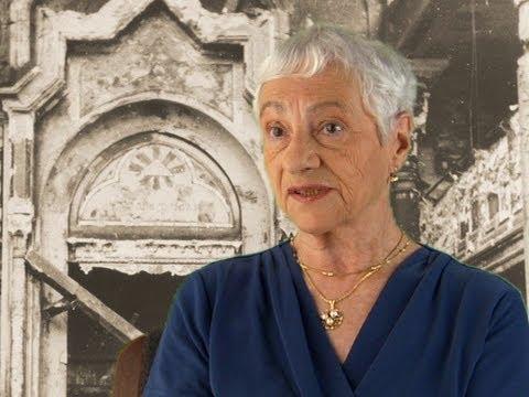 Survivors Remember Kristallnacht: Susan (Strauss) Taube