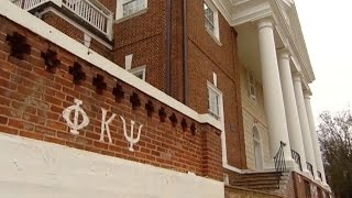 University of Virginia reinstates fraternity accused in Rolling Stone rape story