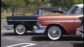 History of the 1957 Chevy BelAir