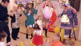 День Рождения шоу мыльных пузырей с Смехопузиком
