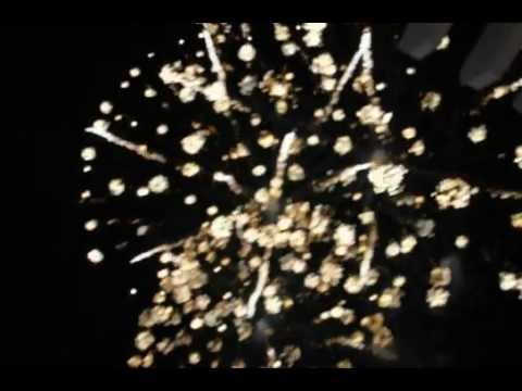 Fireworks at Subic bay Freeport 2013