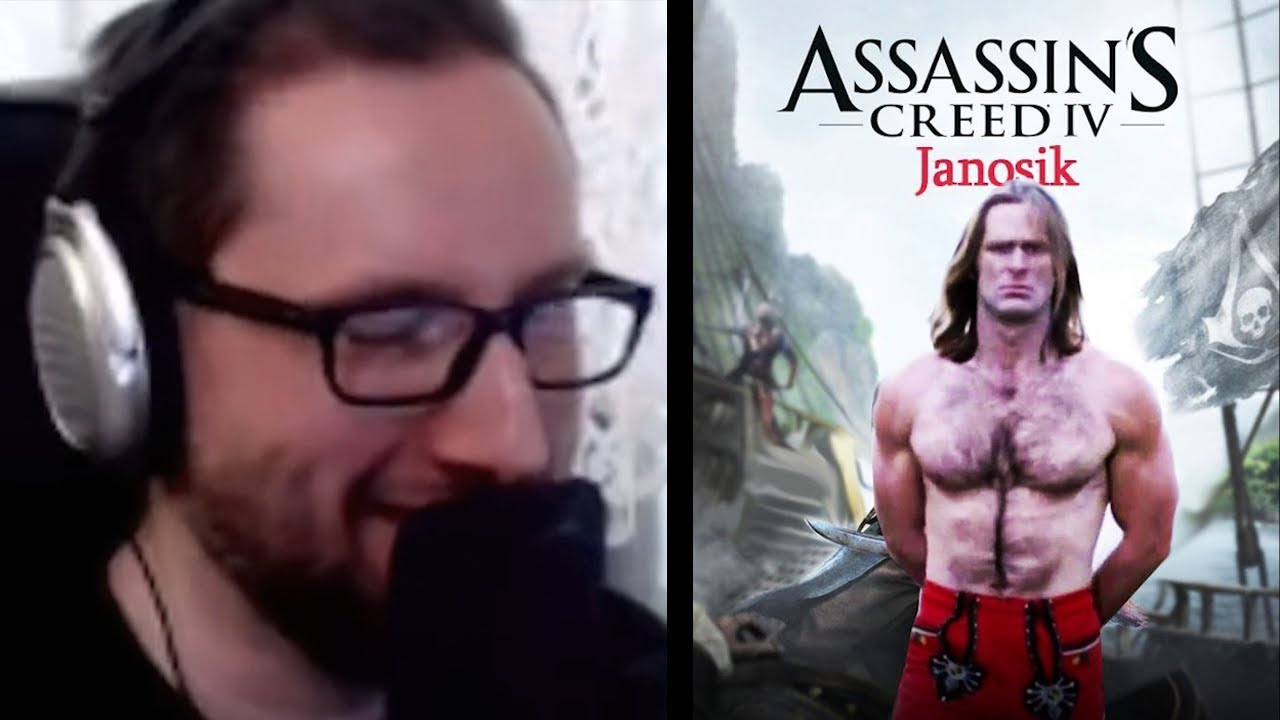 Assassin S Creed Na Ktorego Czeka Polska Krokietszort Youtube