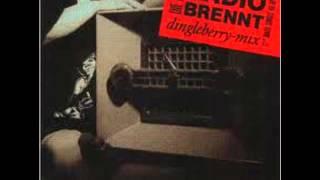 Die Ärzte - Radio Brennt 1988 (Single)