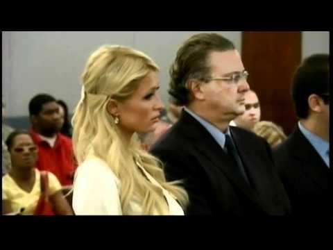 Paris Hilton admits cocaine possession