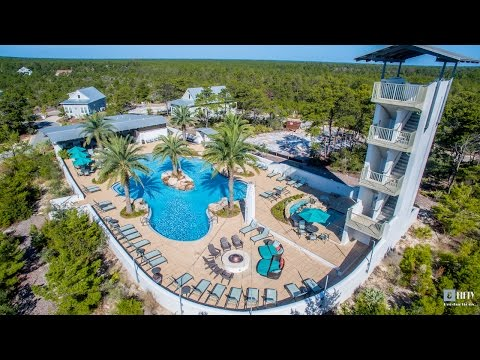 Highlands Park, 30A Florida (Aerial-4K)