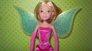 Winx Club: Flora Charmix Toys R Us Exclusive Doll Review
