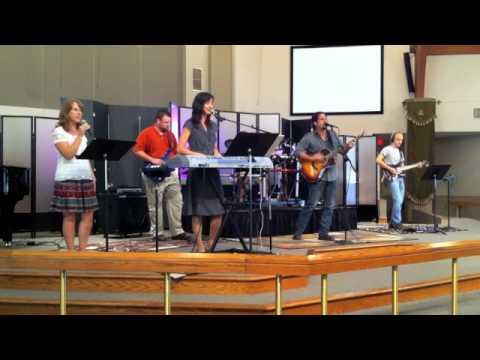 Jesus My Redeemer - Chris Tomlin (cover) - TUMCworship Band