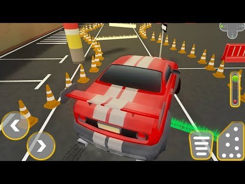 McQueen City Car Parking & Driving 2017 (by Tap2Play LLC) Android Gameplay [HD]