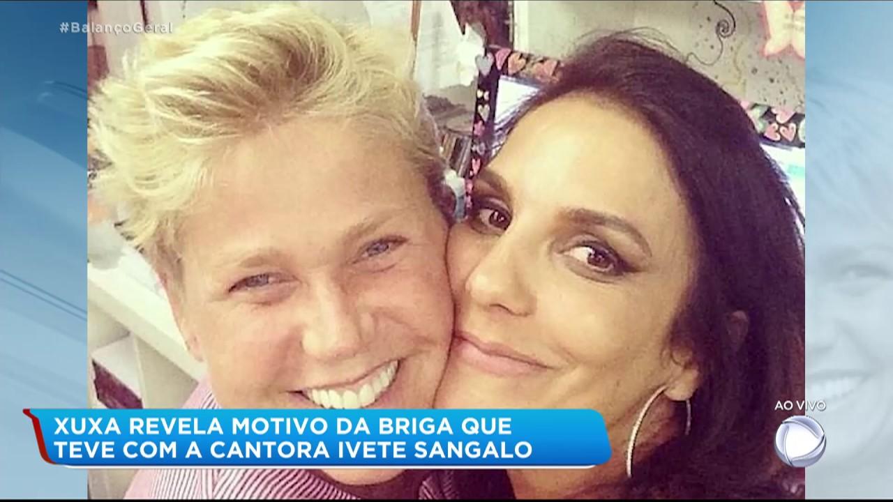 Download Xuxa revela motivo de briga com Ivete Sangalo