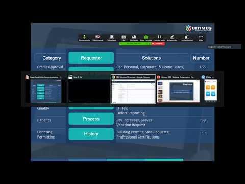 Ultimus Webinar: Using Low-Code BPM Platforms to Accelerate Digital Transformation