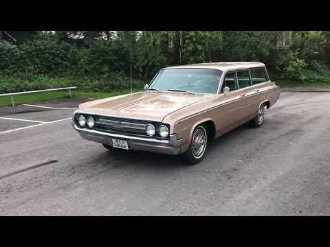 Oldsmobile Dynamic 88 Fiesta Wagon 6-P 1964. For Sale / Till Salu