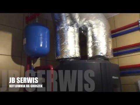 Kotłownia na groszek ,instalacja co,pompa ciepła,heat pumps, plumber, Immergas,metal-fach