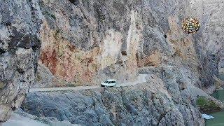 Türkiye'deki bu ilginç yol dünya listesine girdi!