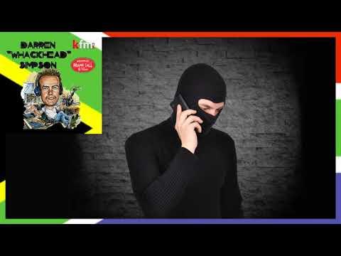 Whackhead Simpson - Burglar Calls The House
