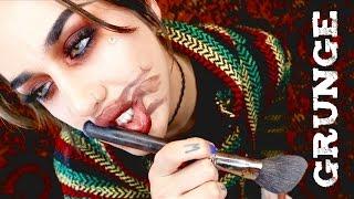 Grunge Girl Makeup Tutorial