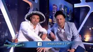 """Pierwszomajowi goście - """"Latający Klub 2"""" piątek godz. 22:15 w TVP2"""