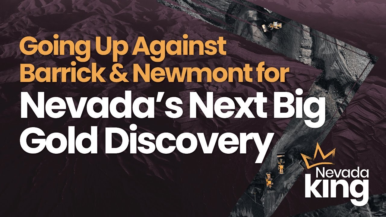 Going Up Against Barrick & Newmont for Nevada's Next Big Gold Discovery (VMX.V, VMKTF) - Nevada King