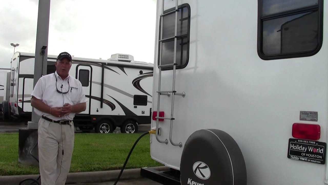 New 2014 Keystone Cougar 327res 5th Wheel Rv Holiday