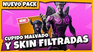 DARK CUPID how to get it? AND MORE SKIN FILTERED 7.40 FORTNITE BATTLE ROYALE