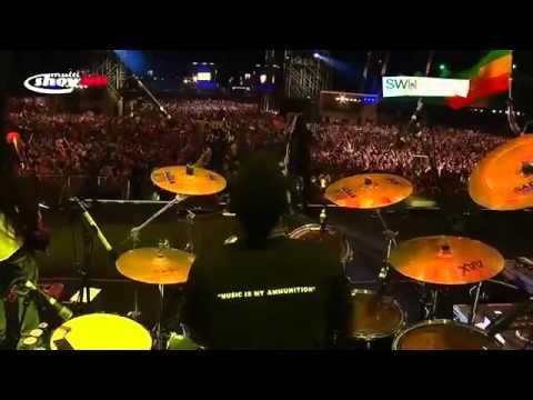 Damian Marley live in Brazil