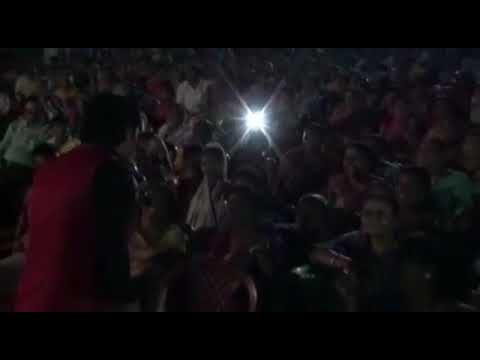 Man suffers freak accident while dancing at Moonmoon Sen's rally