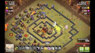 clash of clans rh10 3 sterne ring base bowler walkre