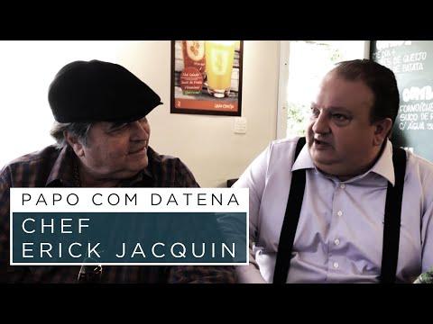 MASTER CHEF JACQUIN | PAPO COM DATENA