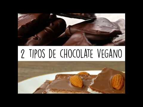 2 Chocolates Veganos