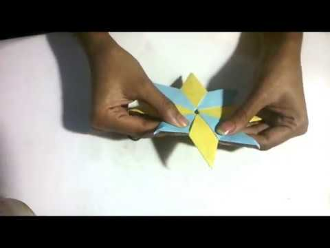 DIY origami star-How to make origami paper star l Db Origami