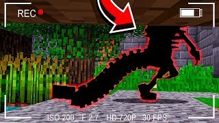 you will quit minecraft after watching this secret recording..