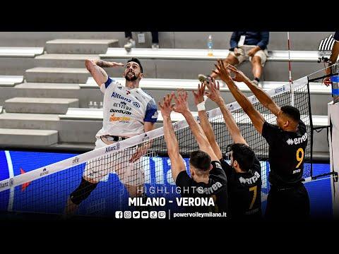 Coppa Italia, highlights Milano - Verona