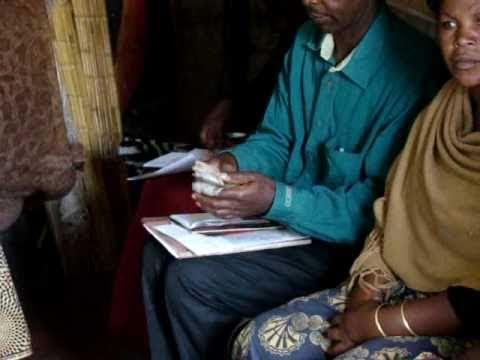2010-08-25: Financial transactions in the shantytown of John Liang