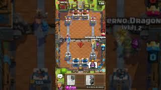 Kings battle clash royal