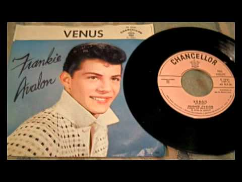 Frankie Avalon - Venus  45 rpm!