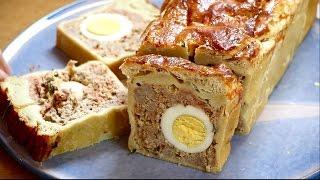 Pate de Pâques, French Easter Recipe